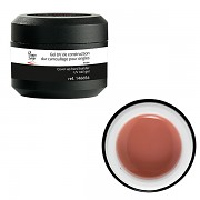Konstrukn gel pro zpevnn a korekci nedokonalost neht - rose - 15g