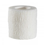 Upínací páska - bílá