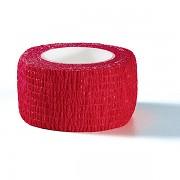 Upínací páska - červená