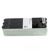 Černé pilníky 100/180 - 30ks