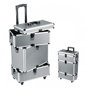 Kufr na kolečkách pro profesionální vizážisty