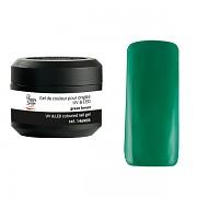 Barevné nehtové UV-gely green forest 5g