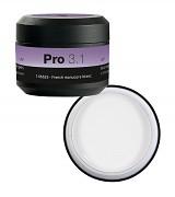 Konstrukční gel PRO 3.1 French manucure blanc - 15g