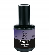 Top gel PRO 3.1 transparent - 15ml