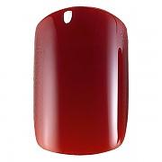 Sada 24 umělych nehtů Idyllic nail - red - 12 velikostí