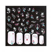 Dekorativní obtisky na nehty - nail art