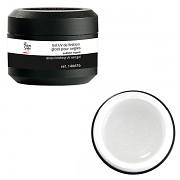 Svrchní lesklý UV gel - pailleté argent - 15g