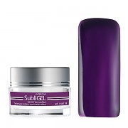 Barevné UV gely Subligel - Purple love - 7ml