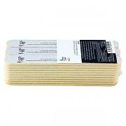 Oboustranné omyvatelné pilníky na nehty 30kusů   80/80, zebra