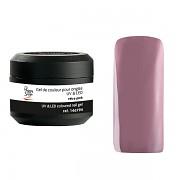 Barevný nehtový UV gel rétro pink 5g