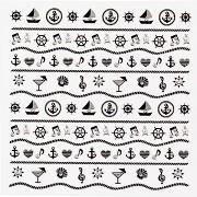 Dekorativní obtisky na nehty
