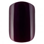 Sada 24 umělých nehtů Idyllic nails - plum