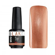 I-LAK MINI barevný lak do UV lampy gel polish-9ml - golden sand