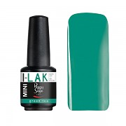 I-LAK MINI barevný lak do UV lampy gel polish-9ml - green tea