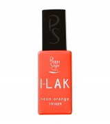 I-LAK barevný lak do UV lampy gel polish-11ml - neon orange