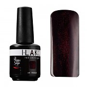 I-LAK barevný lak do UV lampy gel polish - 15ml - red vertigo