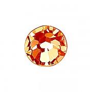 Štrasové kamínky pro zdobení nehtů - tangerine - SS5 - 20ks