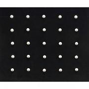 Kamínky pro zdobení nehtů - white pearls - 25ks