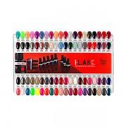 Vzorníková paleta barevných I-LAKU - 15ml