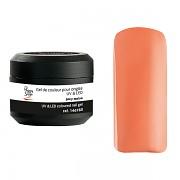 Barevné nehtové UV gely - juicy melon - 5g