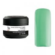Barevné nehtové UV gely - lucky pistacchio - 5g