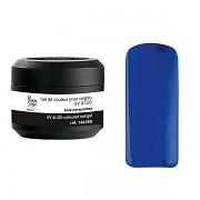 Barevné nehtové UV gely - blue perspective - 5g