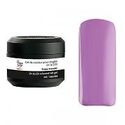 Barevné nehtové UV gely - happy lavender - 5g