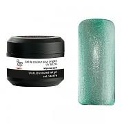 Barevné nehtové UV gely - imperial opal - 5g