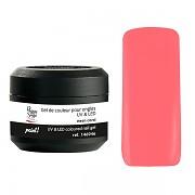 Barevný UV gel 146946 5 g - Neon coral