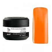 Barevný UV gel 146947 5 g - Neon orange