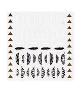 Dekorativní obtisky na nehty - nail art 149263