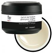 Svrchní lesklý UV gel - 50g